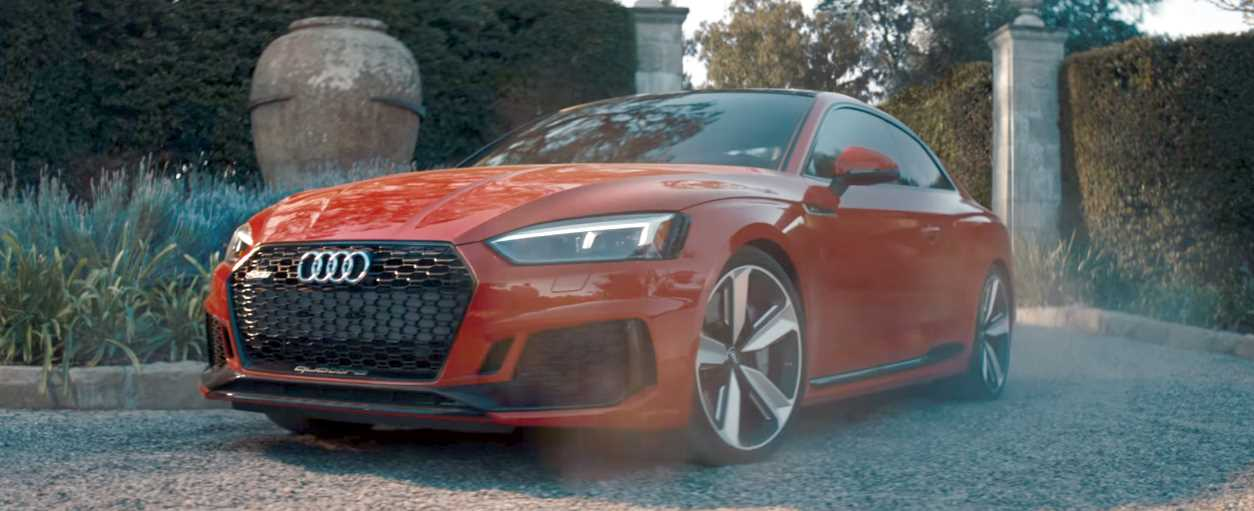 Музыка из рекламы Audi RS 5 Coupe - Final Breath