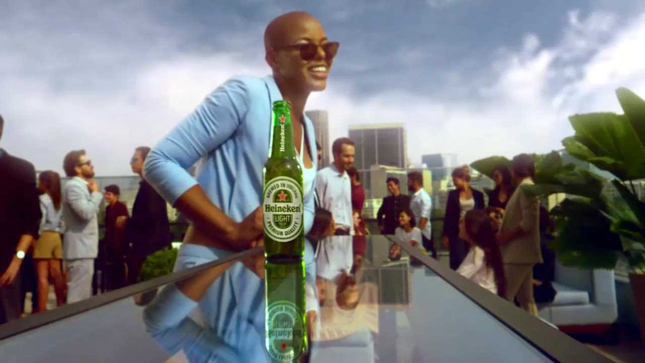 Музыка из рекламы Heineken Light - Sometimes Lighter is Better