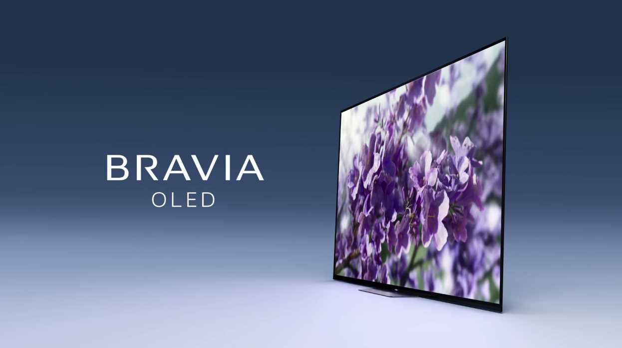 Музыка из рекламы SONY BRAVIA OLED TV - Window into daytime