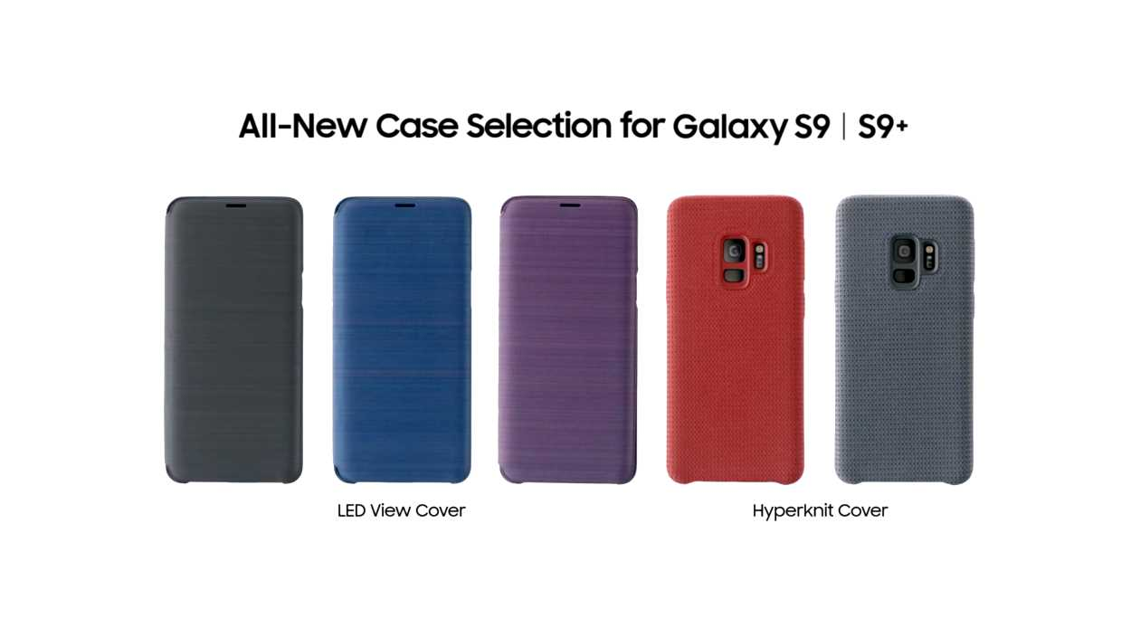 Музыка из рекламы Samsung Galaxy S9 - Case Selection