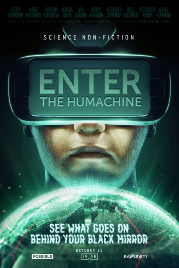 Музыка из рекламы Kaspersky Lab - Enter The HuMachine