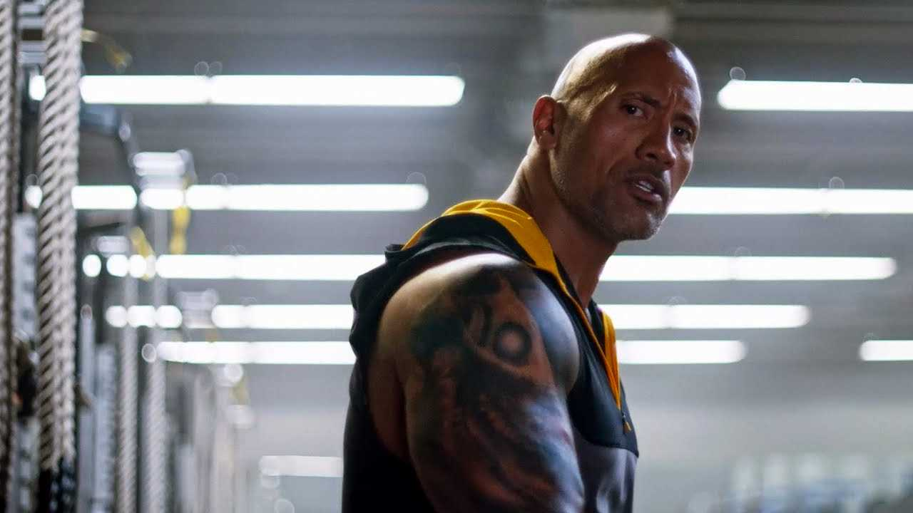 Музыка из рекламы Under Armour - Will Finds A Way (Dwayne Johnson)