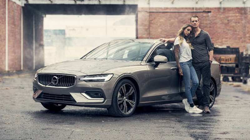 Музыка из рекламы Volvo V60 - Protect What's Important To You