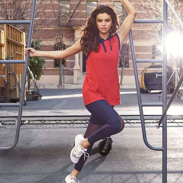 Музыка из рекламы PUMA - Training & Street ready (Selena Gomez)