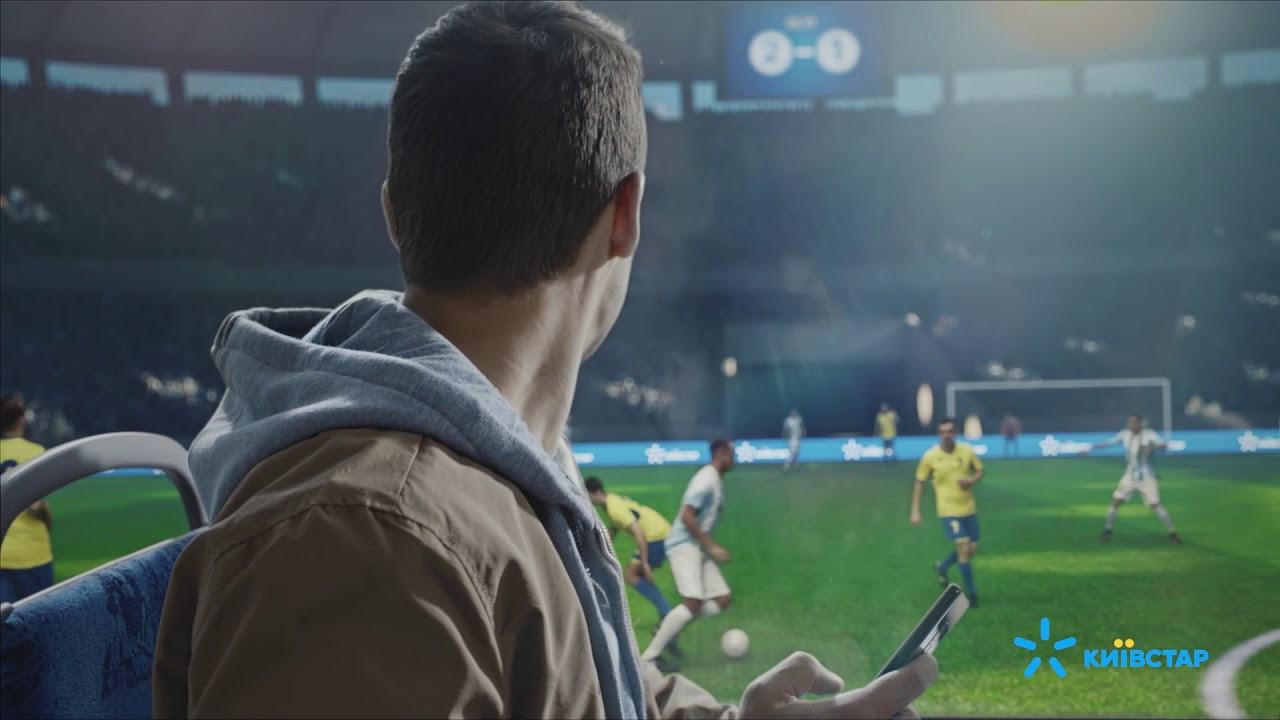 Рекламный ролик к новым тарифным пла киевстар.
