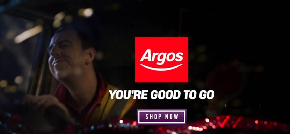 Музыка из рекламы Argos – The Christmas Fool