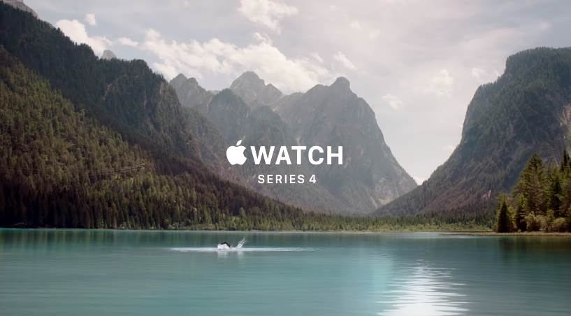 Музыка из рекламы Apple Watch Series 4 - Flight