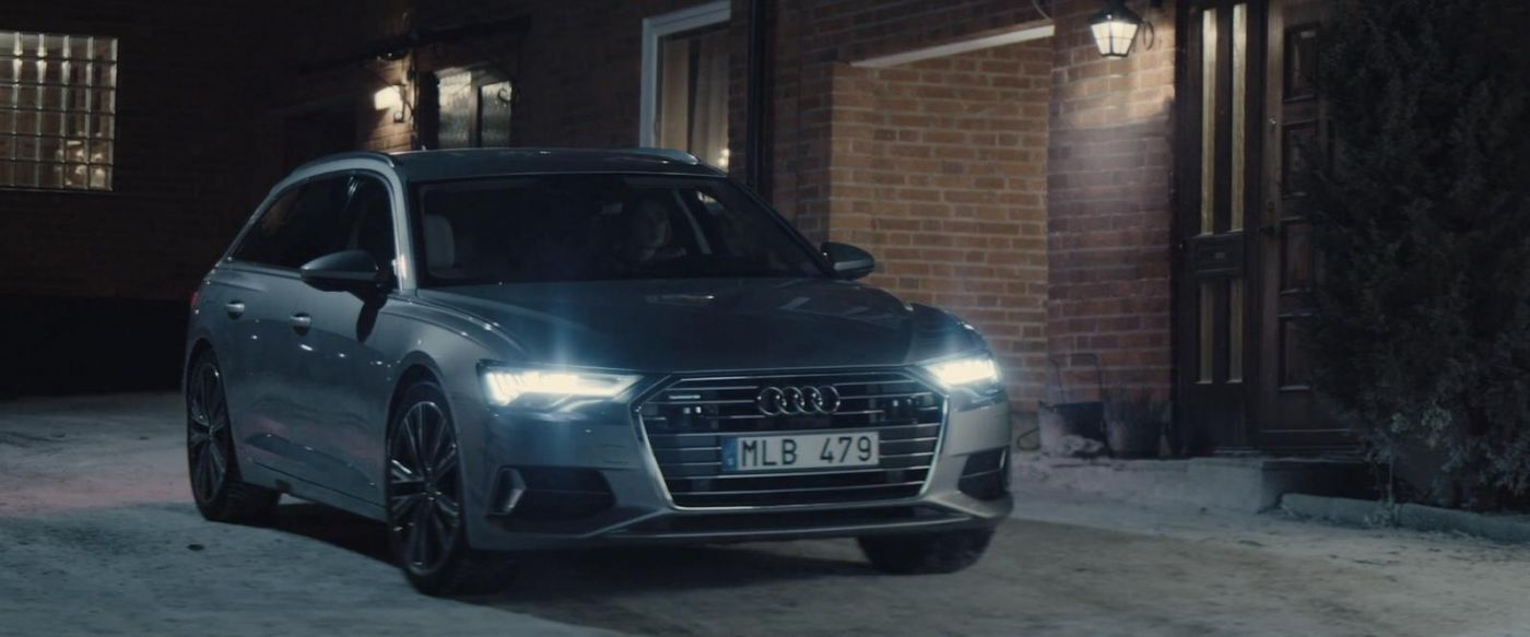 Музыка из рекламы Audi - Because You Don't Always Drive