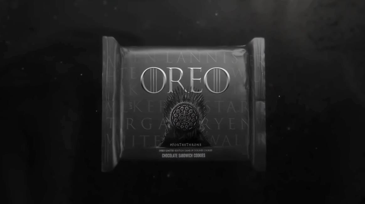 Музыка из рекламы Oreo x Game of Thrones Title Sequence