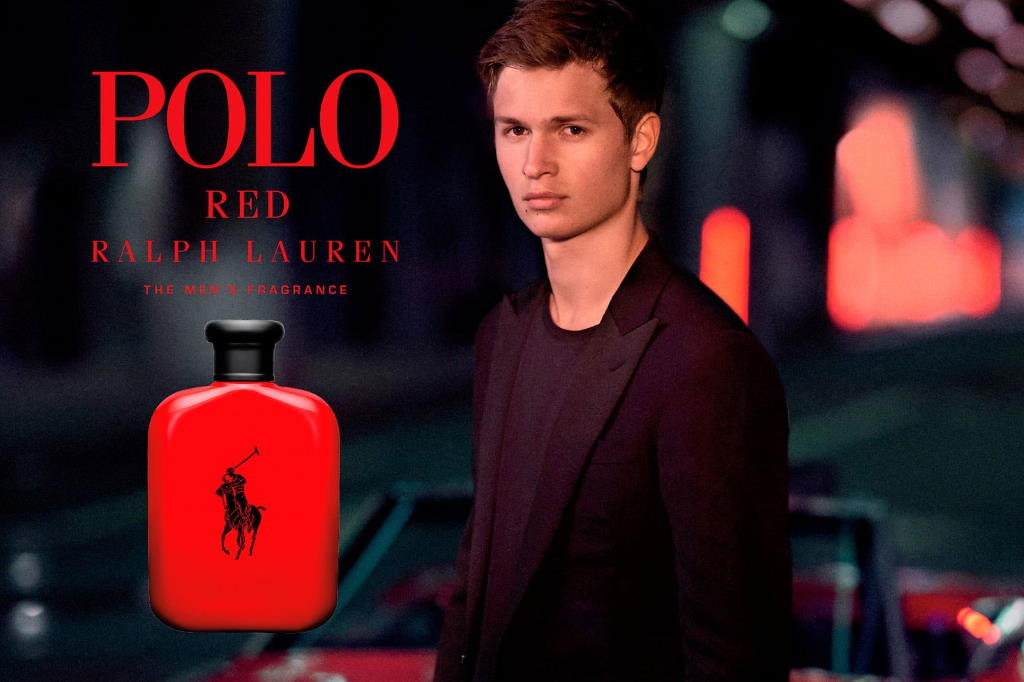 Музыка из рекламы Ralph Lauren - Polo Red Rush (Ansel Elgort, Alanna Arrington)