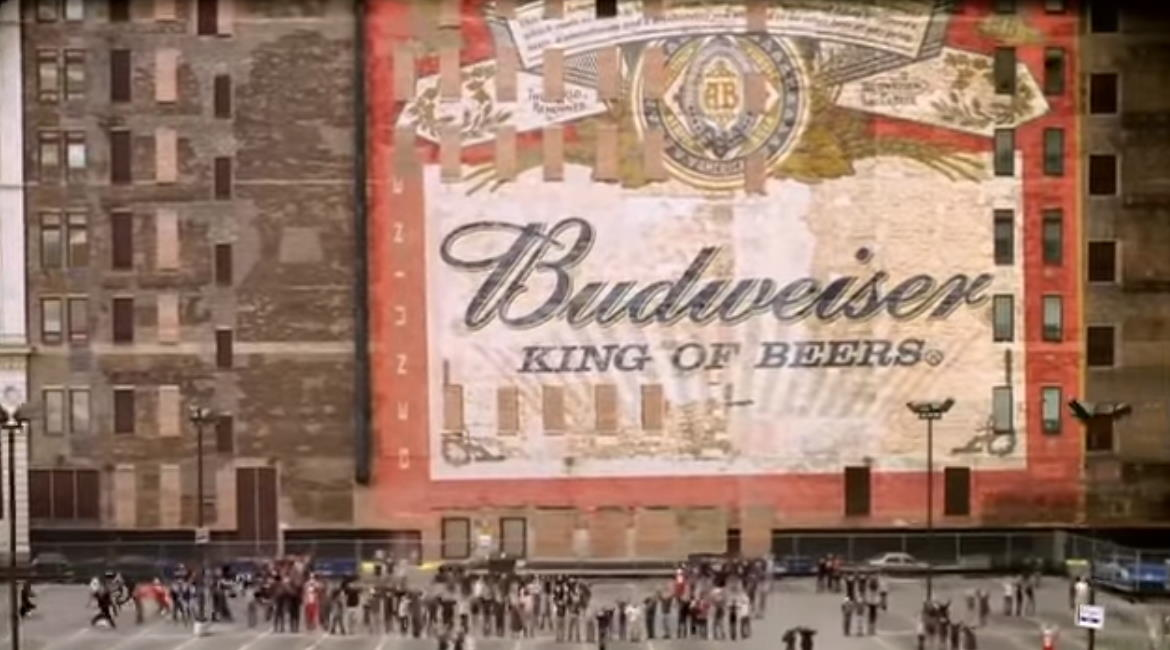 Музыка из рекламы Budweiser - All Together Now