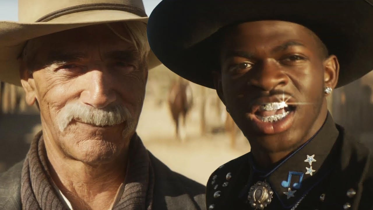 Музыка из рекламы Doritos - The Cool Ranch (Lil Nas X, Sam Elliott)