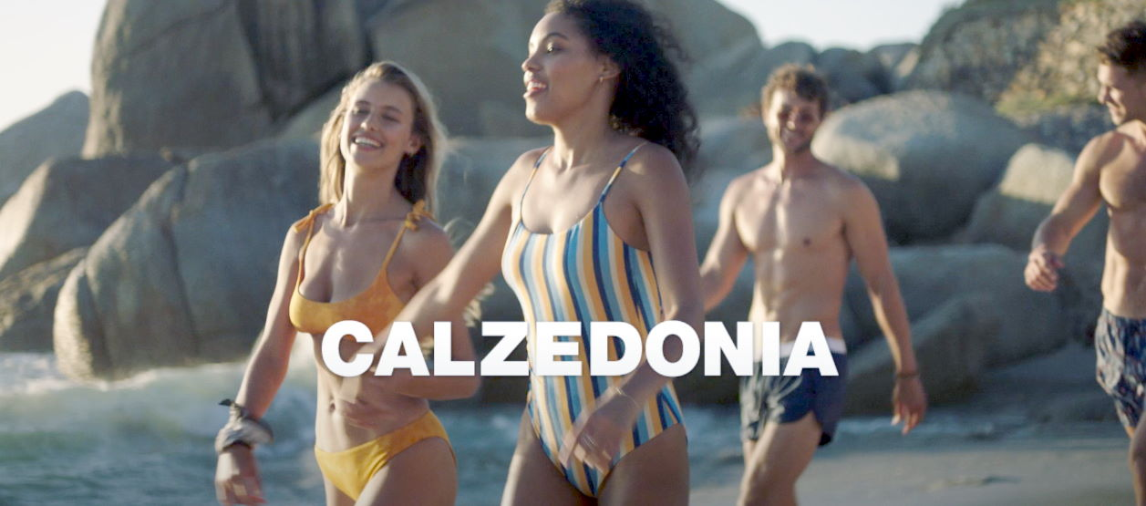 Музыка из рекламы Calzedonia - Glitter Collection