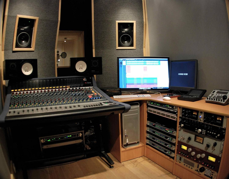 Как сделать запись в студии 95