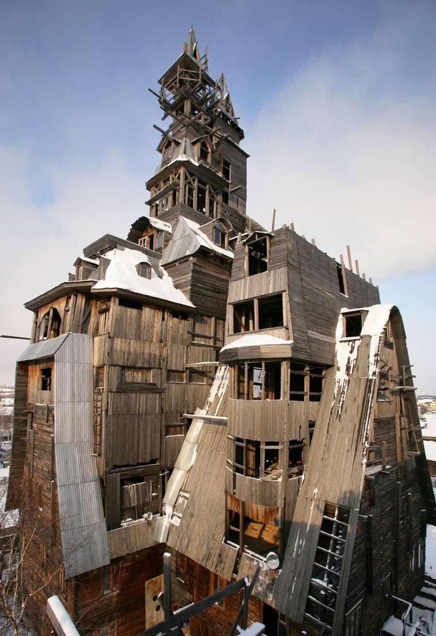 Да что вы знаете о многоэтажном стороительстве