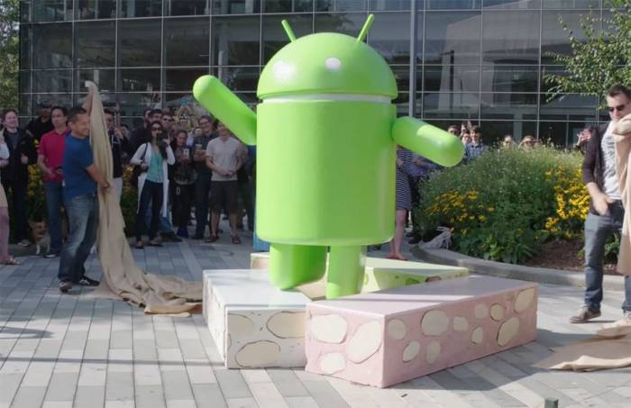 Google официально представила Android 7.0 Nougat