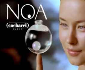 Музыка из рекламы NOA Cacharel