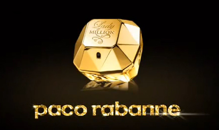 Музыка из рекламы  Paco Rabanne - Lady Million